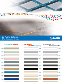 Adhesive & Grouts - Mapei