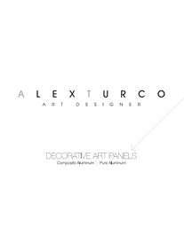 Acrylic Walls Covering  - Alex Turco