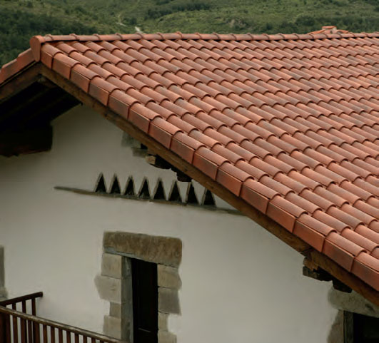 Arteco Collections Of Roofing Tiles In Dubai La Escandella