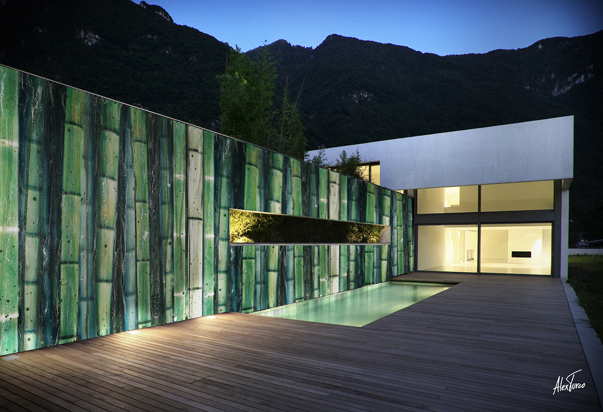 Arteco Collections Of Acrylic Walls Covering In Dubai