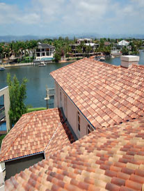 Roofing Tiles - La Escandella