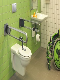 Grab Bar & Handles For Disabled - FSB