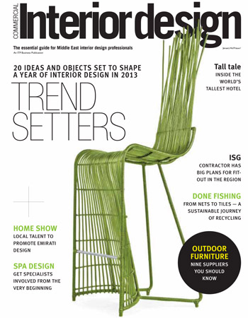 Commercial Interior Design Jan 2013