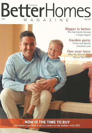 BetterHomes Magazine May 2014