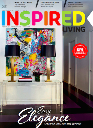 Inspired Living May-June 2014